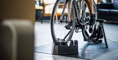 Rodillo bicicleta decathlon cycleOps fluid